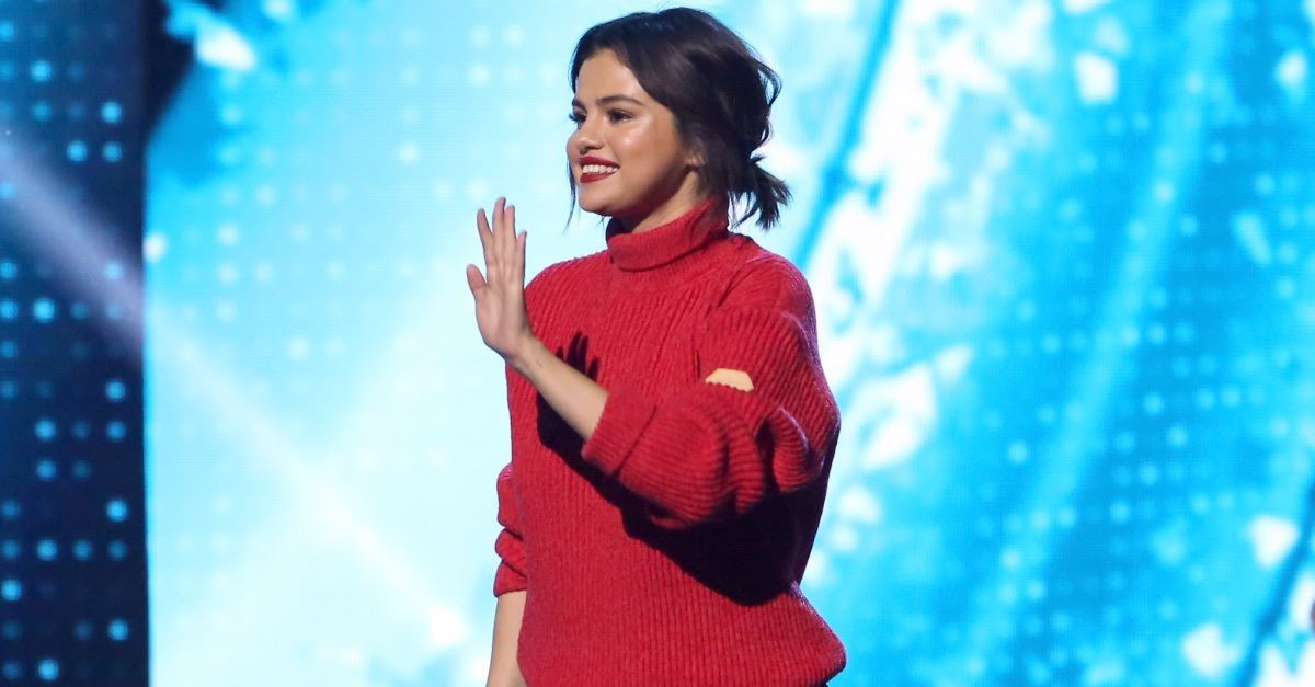 5. Selena Gomez Encourages Fans to Listen to Lauren Daigle's Music, Says, 'She's Speaking My Language'