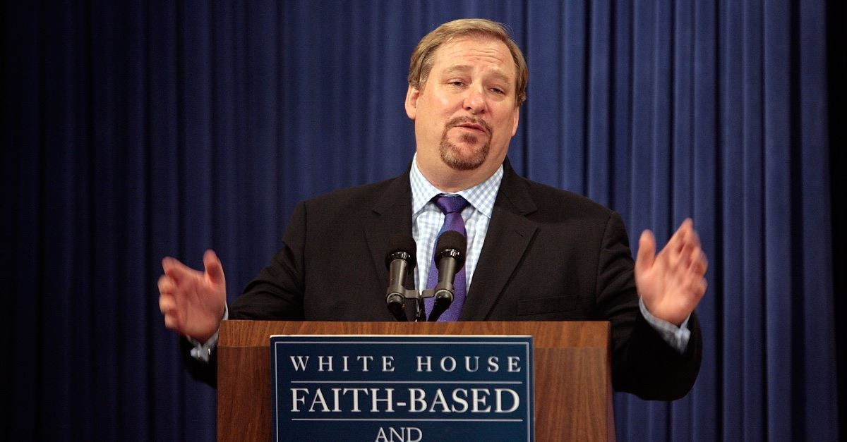 9. Rick Warren Rushed to the Hospital for Emergency Surgery