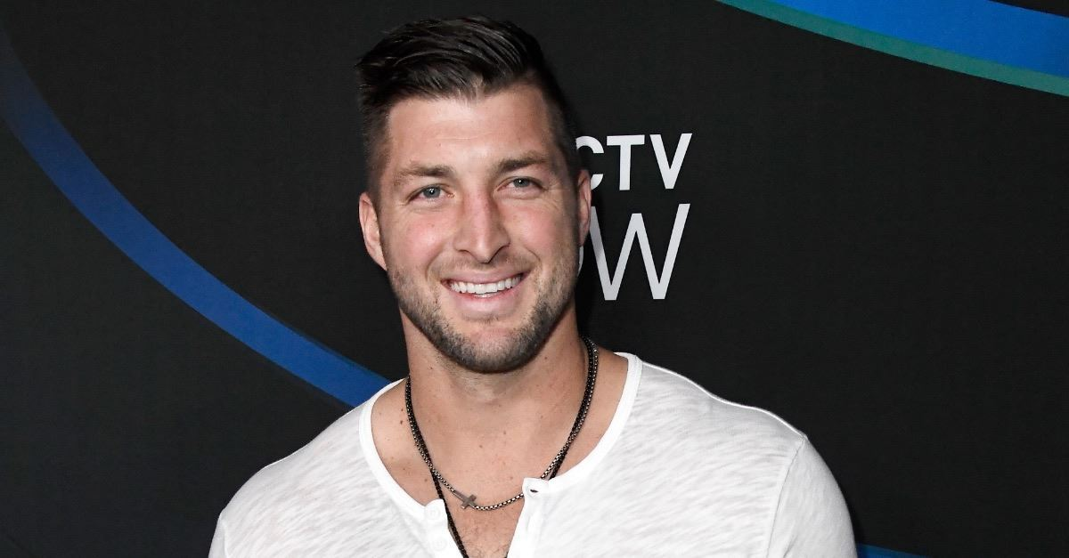 Tim Tebow Is Set to Host New Competition Show, Million Dollar Mile