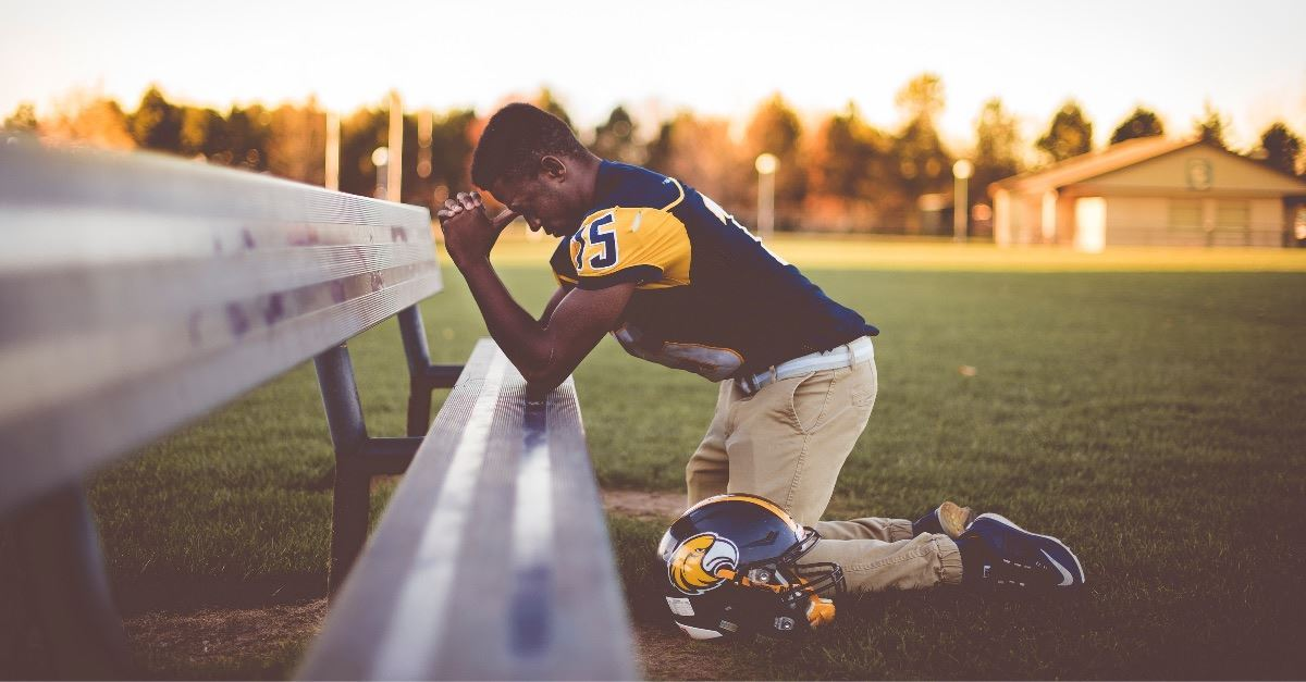 Court Considers: Can Gov't Ban Christian Schools from Praying at State Championships?