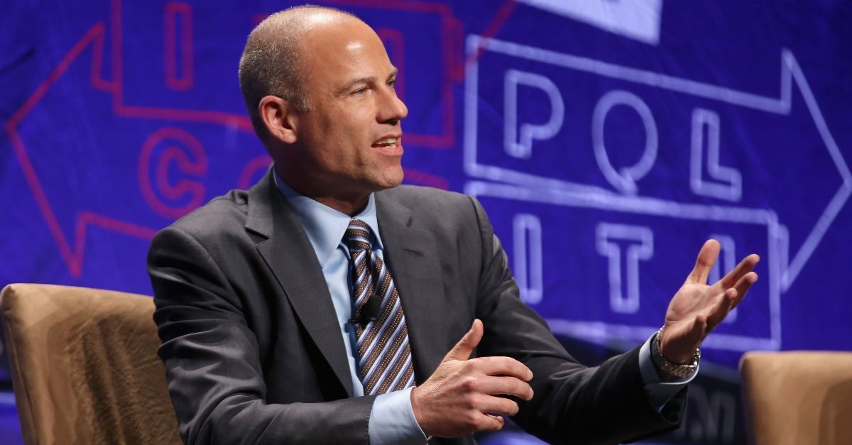 Stormy Daniels' Lawyer Michael Avenatti Is Arrested for Domestic Violence, Denies Allegations