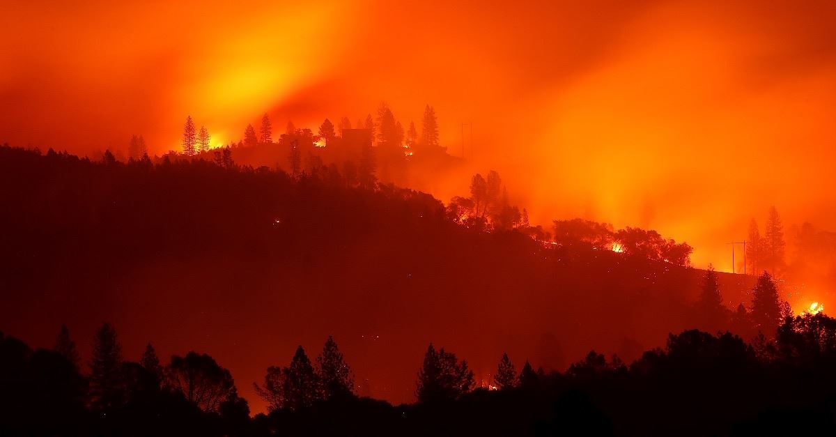 1. This is the deadliest fire in California history.