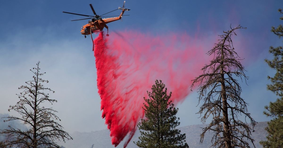 Disastrous Northern California Wildfire Contained at Last