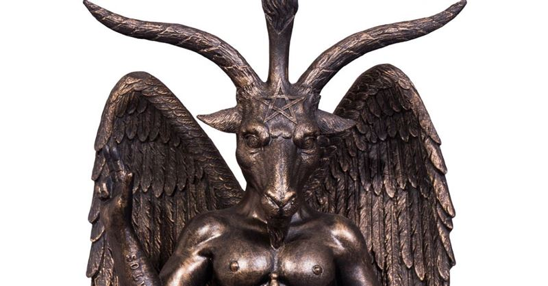 The Satanic Temple Settles Lawsuit against Netflix and Warner Bros. for Using Goat-Headed Statue