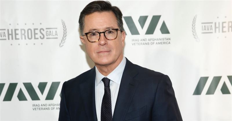 "Stephen Colbert Shares the Moment He Decided to Follow Christ, Says, ""My Life Has Never Been the Same"""
