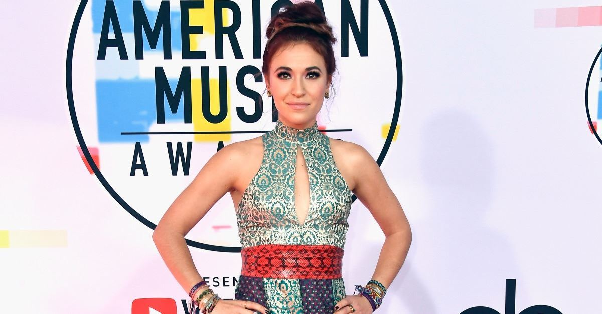 "Lauren Daigle Shares Her Views on Homosexuality, Says, ""I Can't Say One Way or the Other. I'm Not God."""