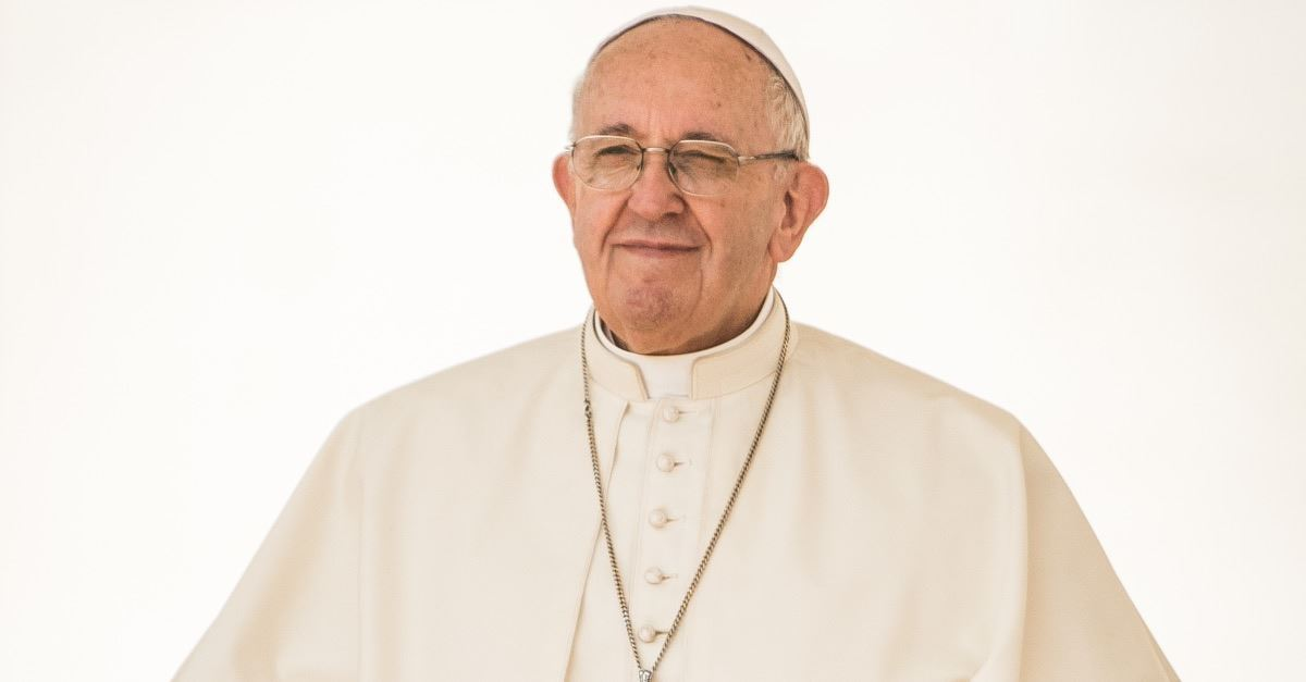 "Pope Francis Says Their Is ""No Room"" for Homosexuality in Priesthood"