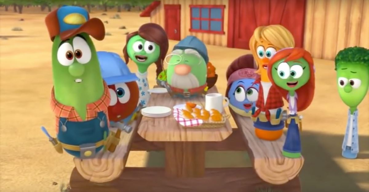 Is <em>VeggieTales</em> Racist?: California State University Students Accuse <em>VeggieTales</em> of Perpetuating Racial Stereotypes