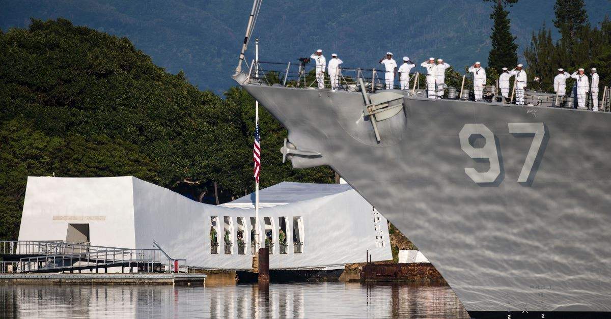From Pearl Harbor to Salvation: Mitsuo Fuchida and Jacob DeShazer
