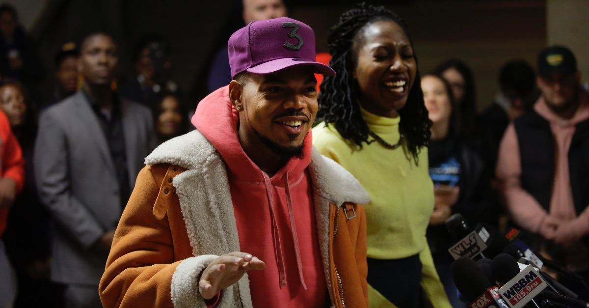 "Chance the Rapper Goes on ""Sabbatical"" to Meditate on the Word of God, Shares Prayer on Instagram"