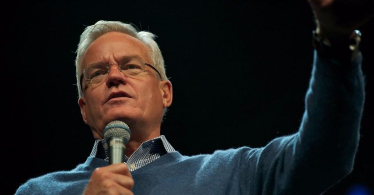 5. Bill Hybels and Willow Creek