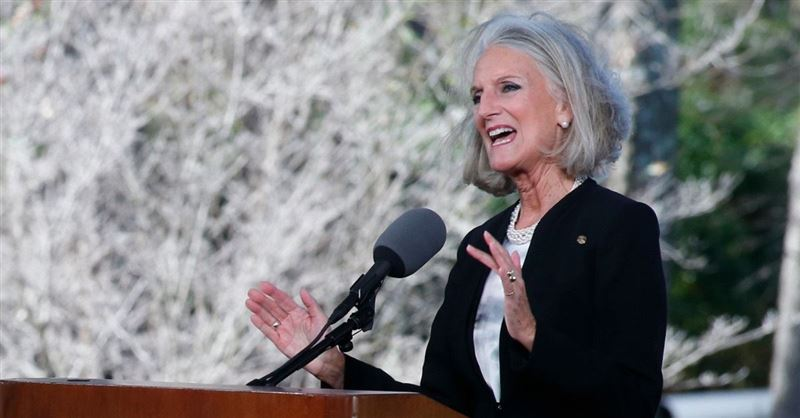 Anne Graham Lotz Says God Is Giving Her a Message about Israel through Her Cancer
