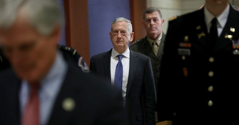 Defense Secretary Jim Mattis Unexpectedly Resigns Following Major Military Decisions in the Middle East