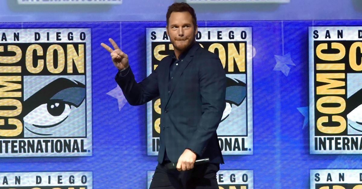 TV Guide Calls Chris Pratt 'Problematic,' Says He Doesn't 'Think before He Speaks'