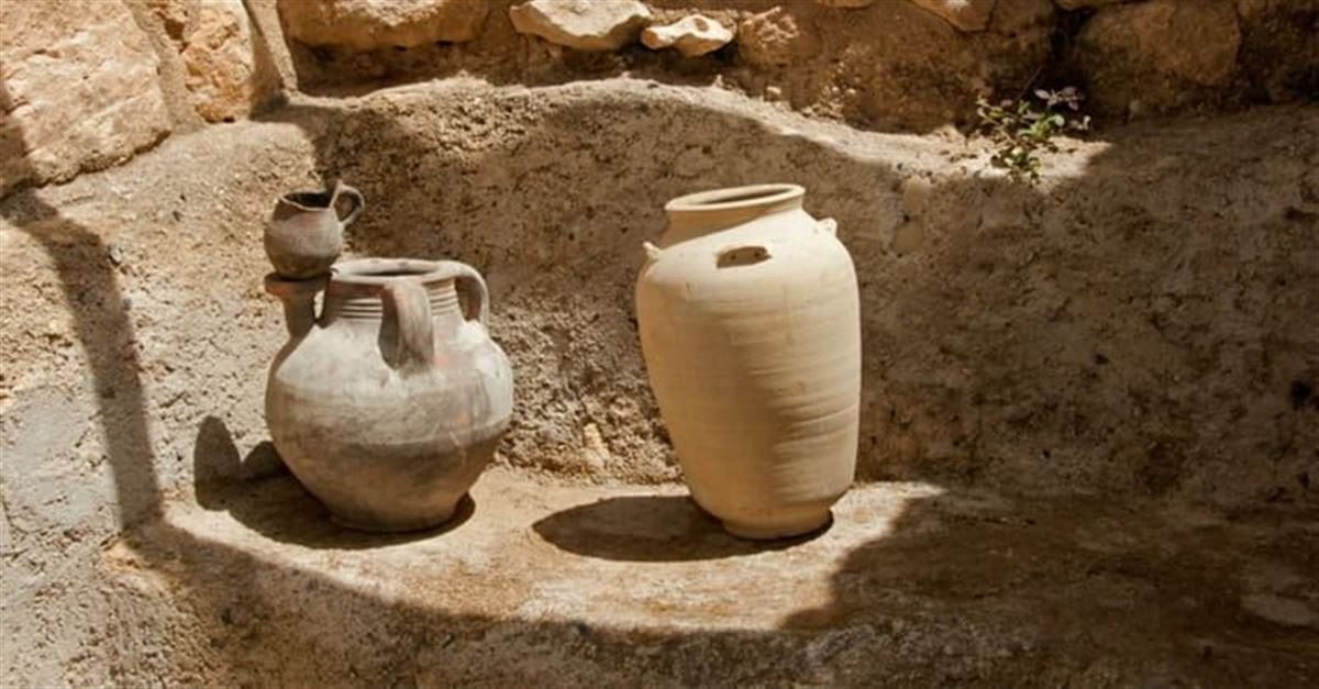 1. 1,500-year-old- Pool Discovered in Israel May Hold Biblical Significance