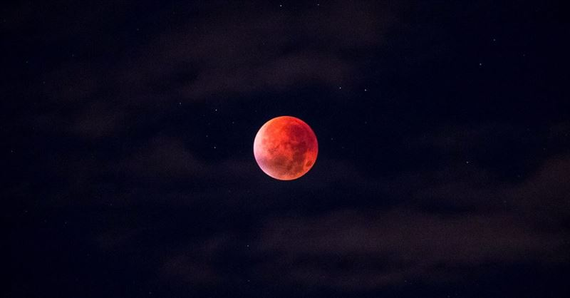 Super Wolf Blood Moon to Occur This Month, Is This a Sign of War in the Middle East?
