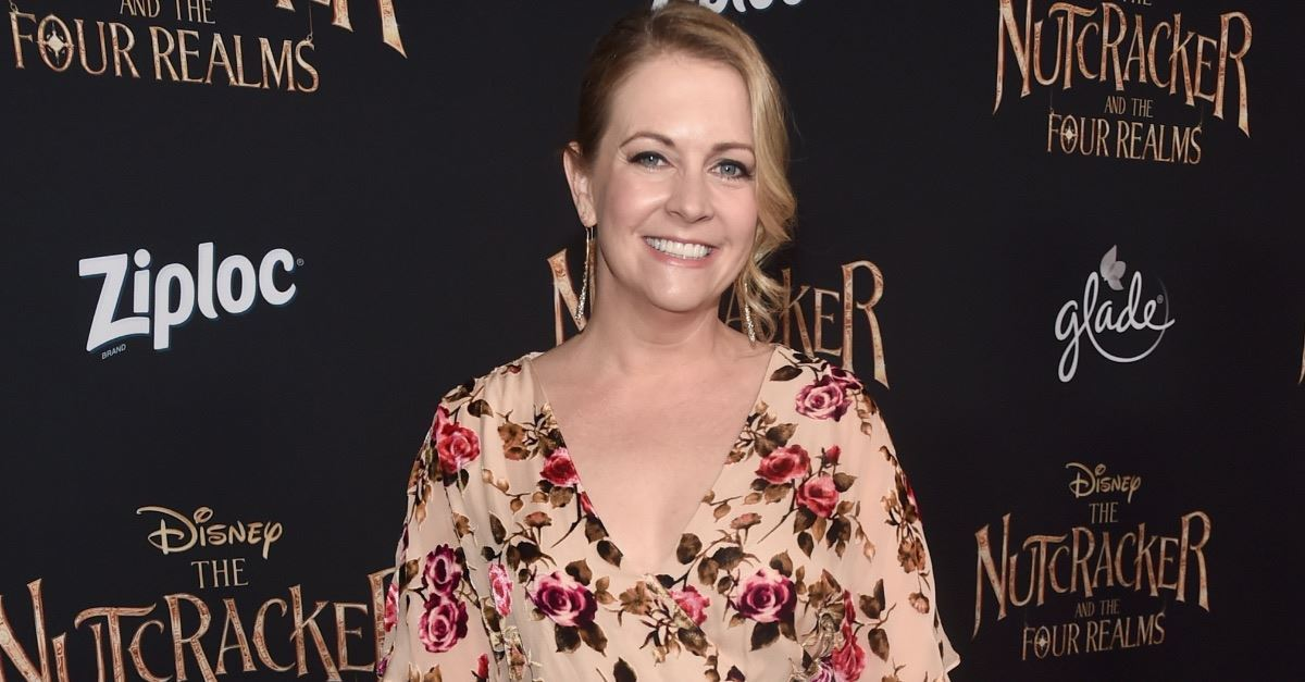 <em>God's Not Dead 2</em> Actress Melissa Joan Hart Opens Up about Her Faith Journey