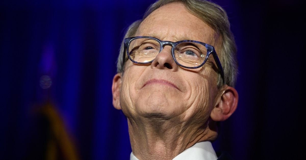 Ohio's New Governor Is Sworn into Office Using Nine Family Bibles