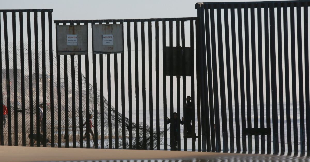 3. Illegal Immigration won't end
