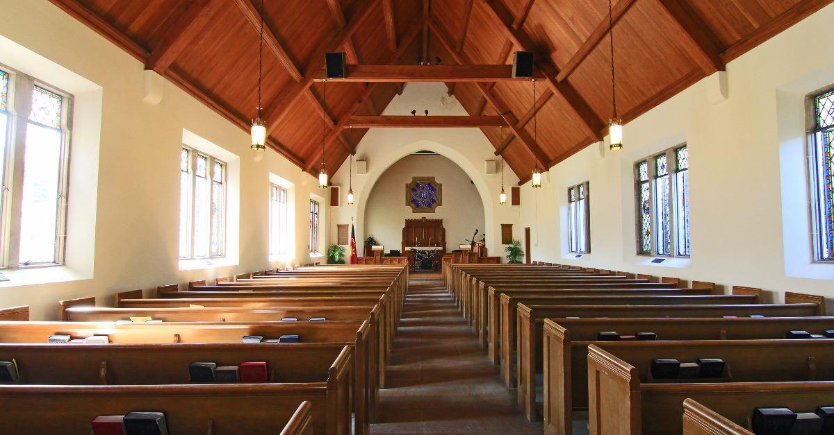 The Silent Pulpit Is Not God's Pulpit