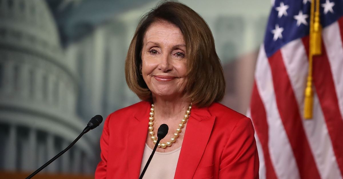 Does Nancy Pelosi's Favorite Bible Verse Actually Appear in the Bible?
