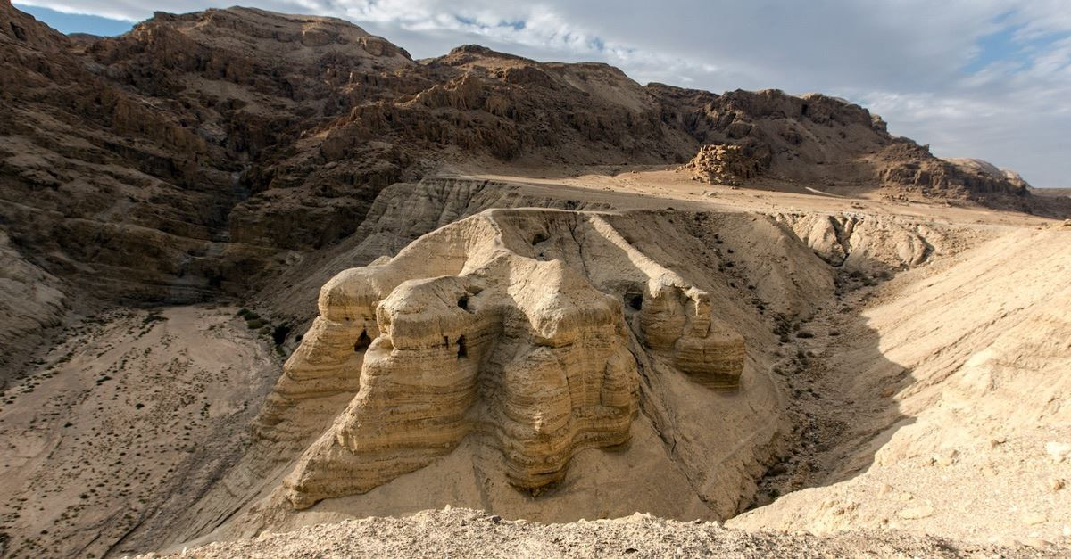 Search for Undiscovered Dead Sea Scrolls Reveals Dispute over West Bank Artifacts