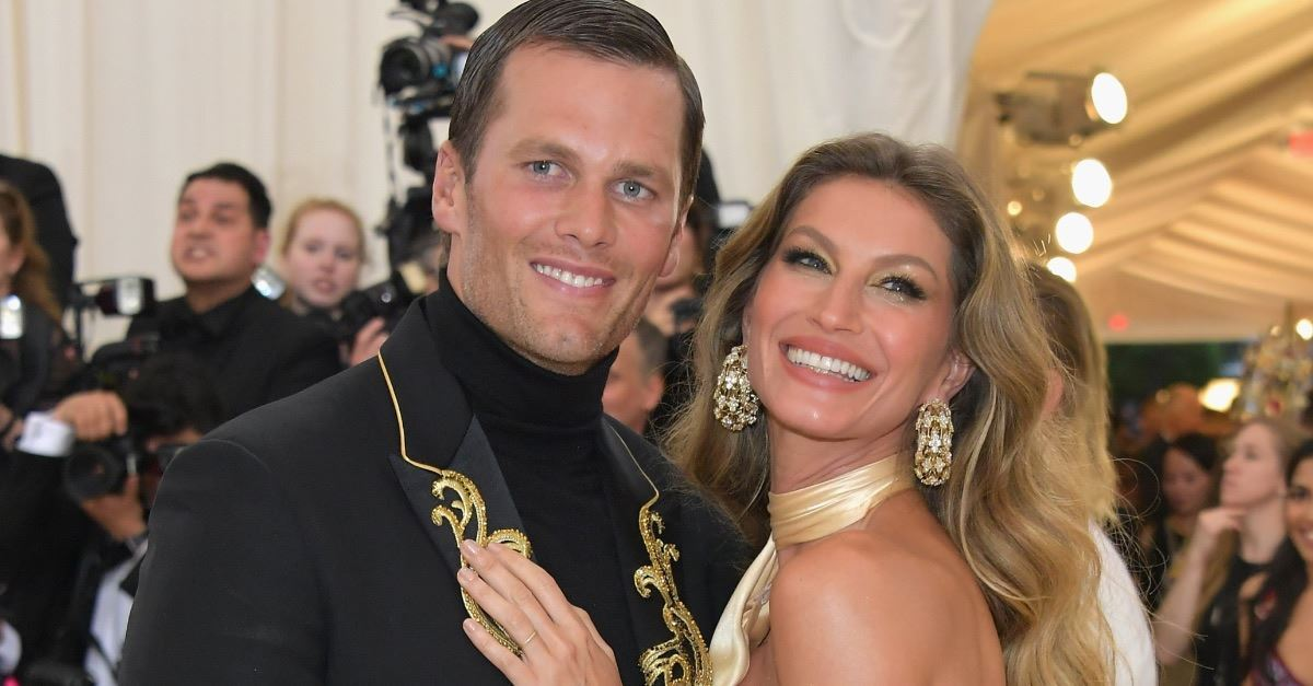 Tom Brady Says Wife, a 'Good Witch,' Helps Him Win with Altars, Stones, Mantras