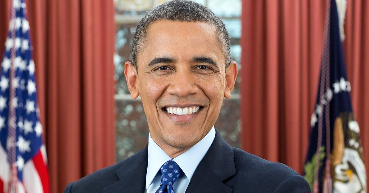 6. President Barack Obama