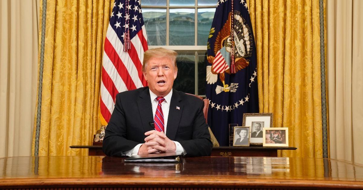 7. President Donald Trump