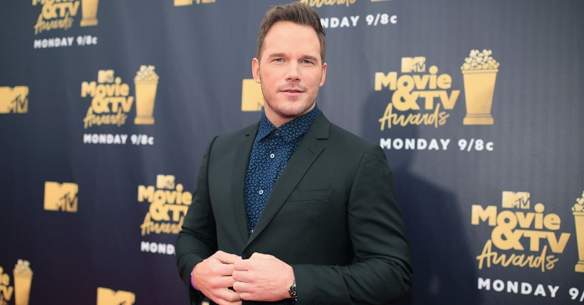 Chris Pratt, Hollywood Christians Under Fire for Attending Bible-Believing Churches