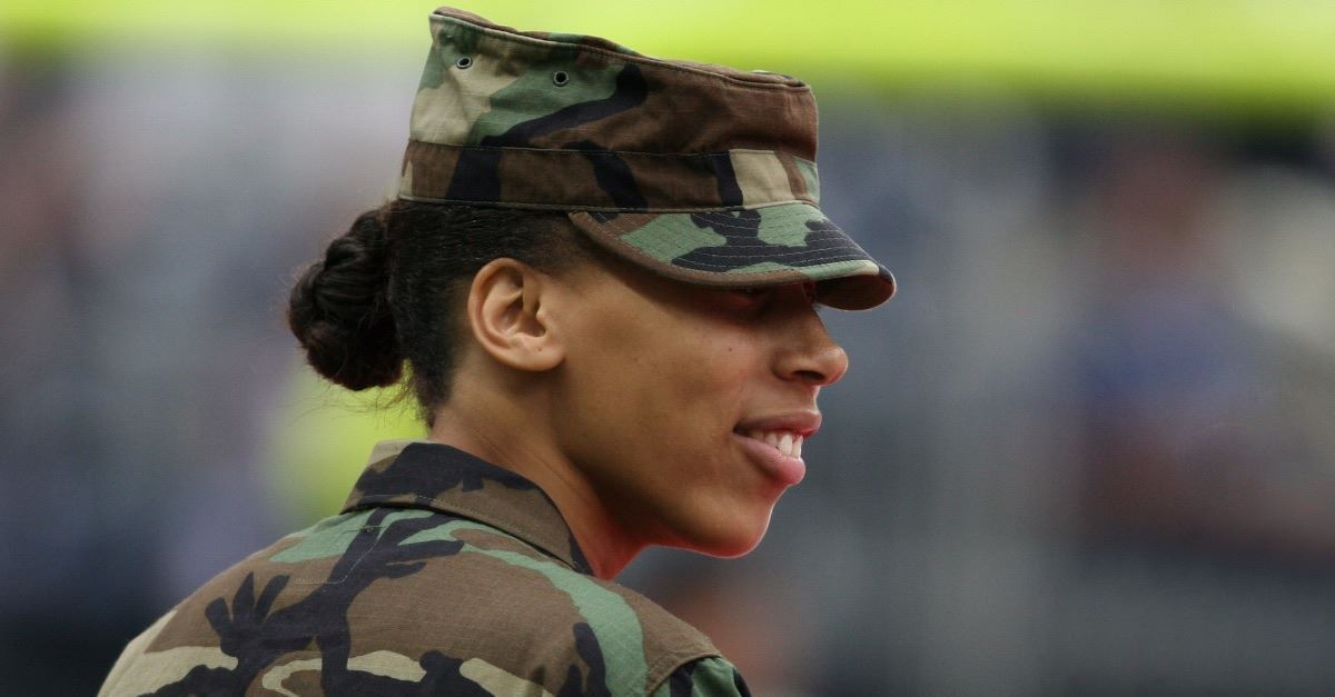 Women Should be Part of Draft and Forced into War, Judge Rules