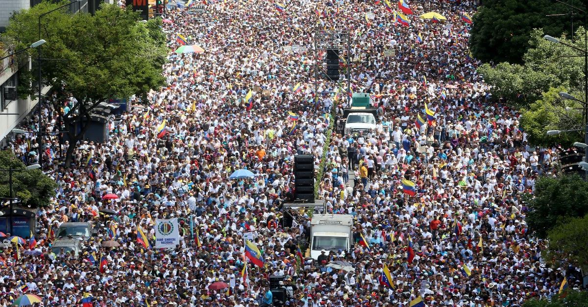4. Violent Protests Have Broken Out in the Streets