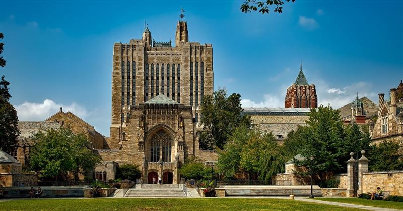 Student Says a Christian Can't Survive at Yale Law School