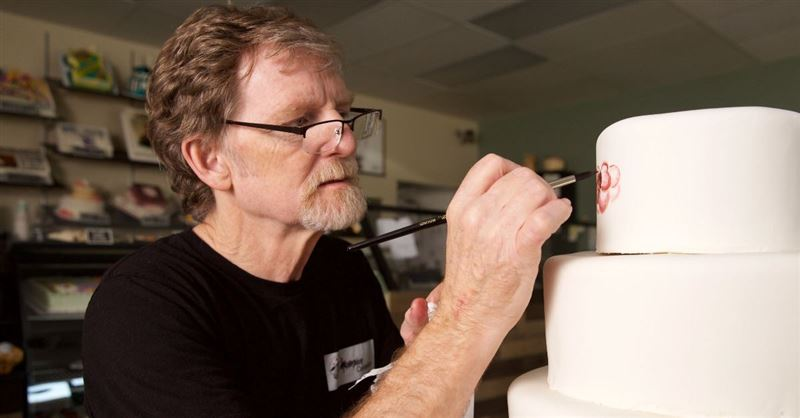 Christian Baker Wins Again as State Drops Transgender Cake Case
