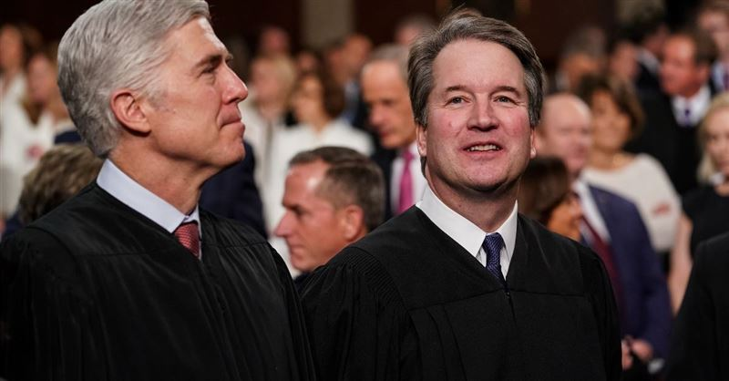 Supreme Court Justice Brett Kavanaugh Calls New Jersey Law 'Religious Discrimination'
