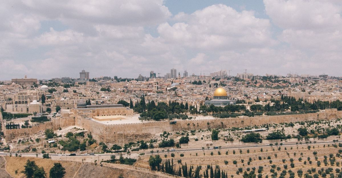 Firebomb Attack at Temple Mount Incites Riot
