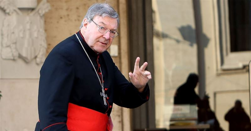 Australian Cardinal Sentenced to Six Years for Sexually Assaulting Children