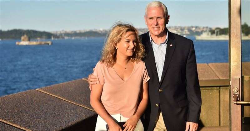 Charlotte Pence Fights Abortion, Tells Millennials it Is an Important Social Justice Cause