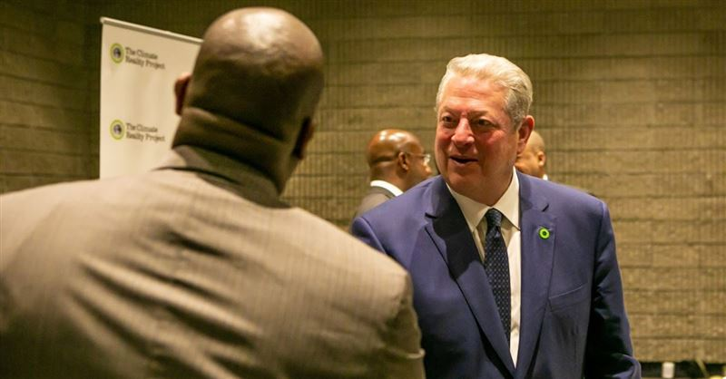 People of Faith Are the Answer to Addressing Climate Change, Al Gore Says