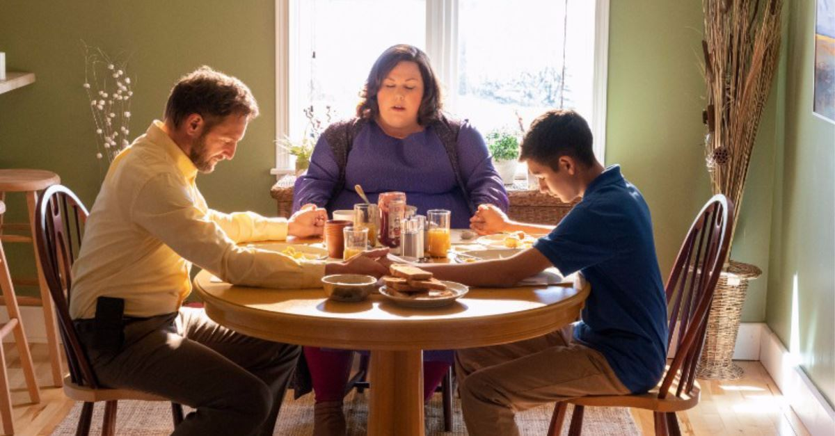 Chrissy Metz of <em>This Is Us</em> Says It's 'Hard to Deny' Power of Prayer