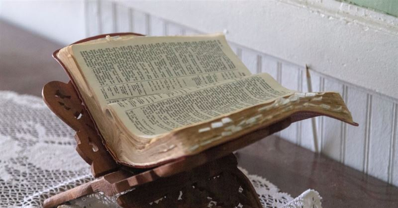 150-Year-Old Bible Survives 2 Church Fires: 'A Great Testament to Our Faith'