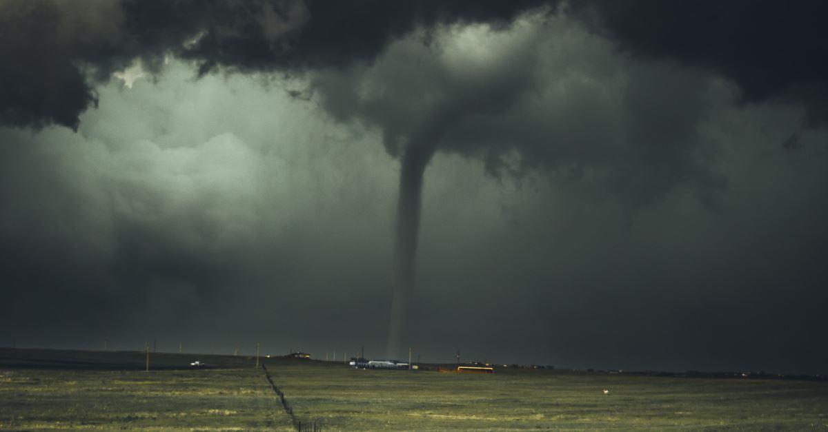 Preschoolers Sing 'Jesus Loves Me' as Tornado Rips off Roof… and Everyone Survives