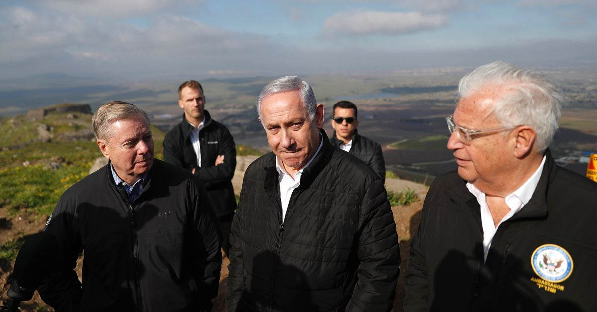 Why Trump's Recognition of the Golan Heights as Israeli Territory Matters