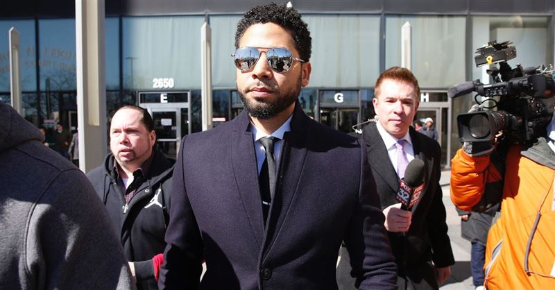 President Trump Says FBI Will Investigate after Charges Dropped against Jussie Smollett