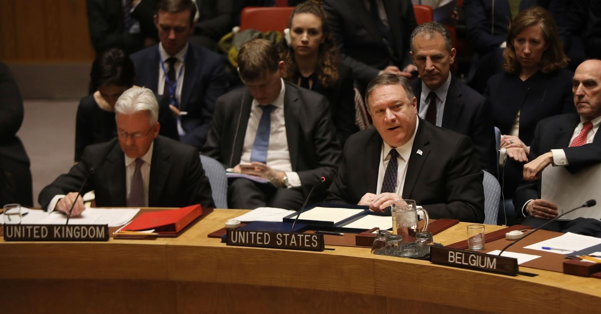 UN Security Council Condemns Trump's Recognition of Israel's Sovereignty in Golan