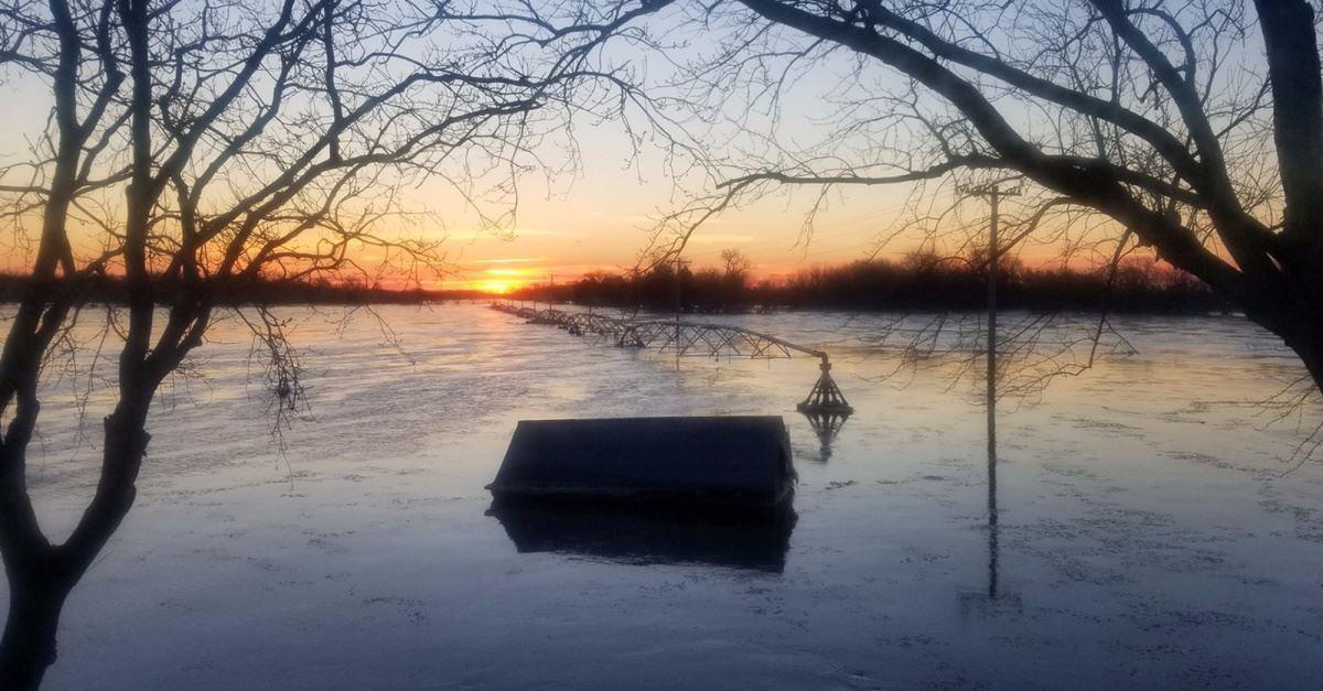 Churches and Other Faith-Based Groups Lend a Hand after Historic Nebraska Floods