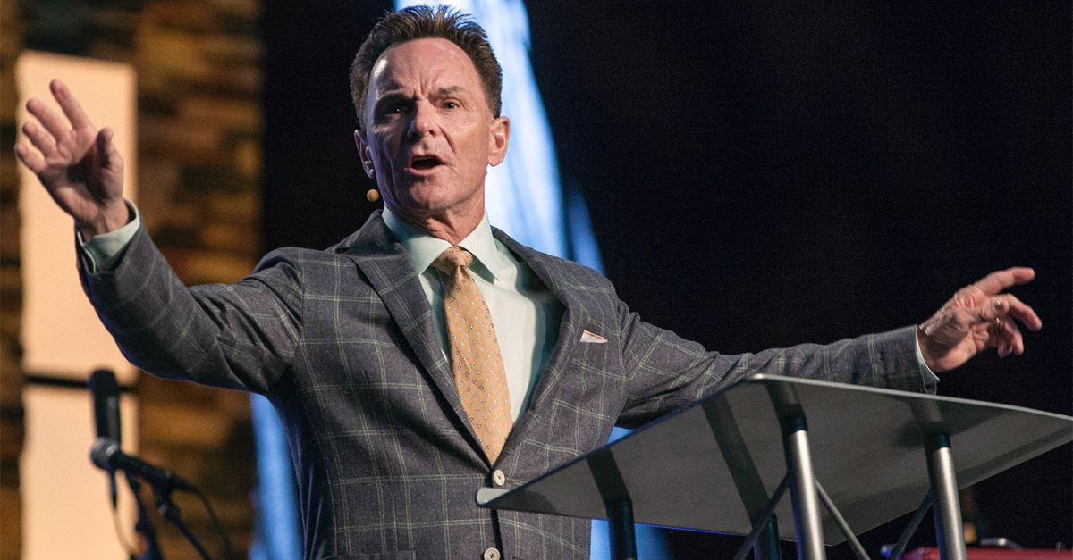 Ronnie Floyd, Megachurch Pastor and Trump Advisor, Nominated for Key SBC Post
