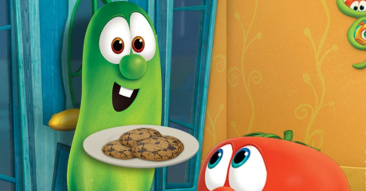 New <em>VeggieTales</em> Bible-Based Series to Air on TBN
