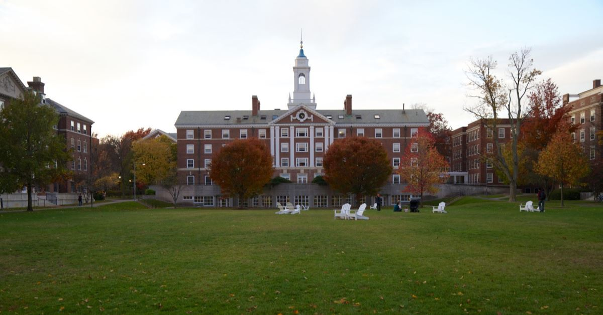 Harvard Approves Funding for 2019 'Israel Apartheid Week'