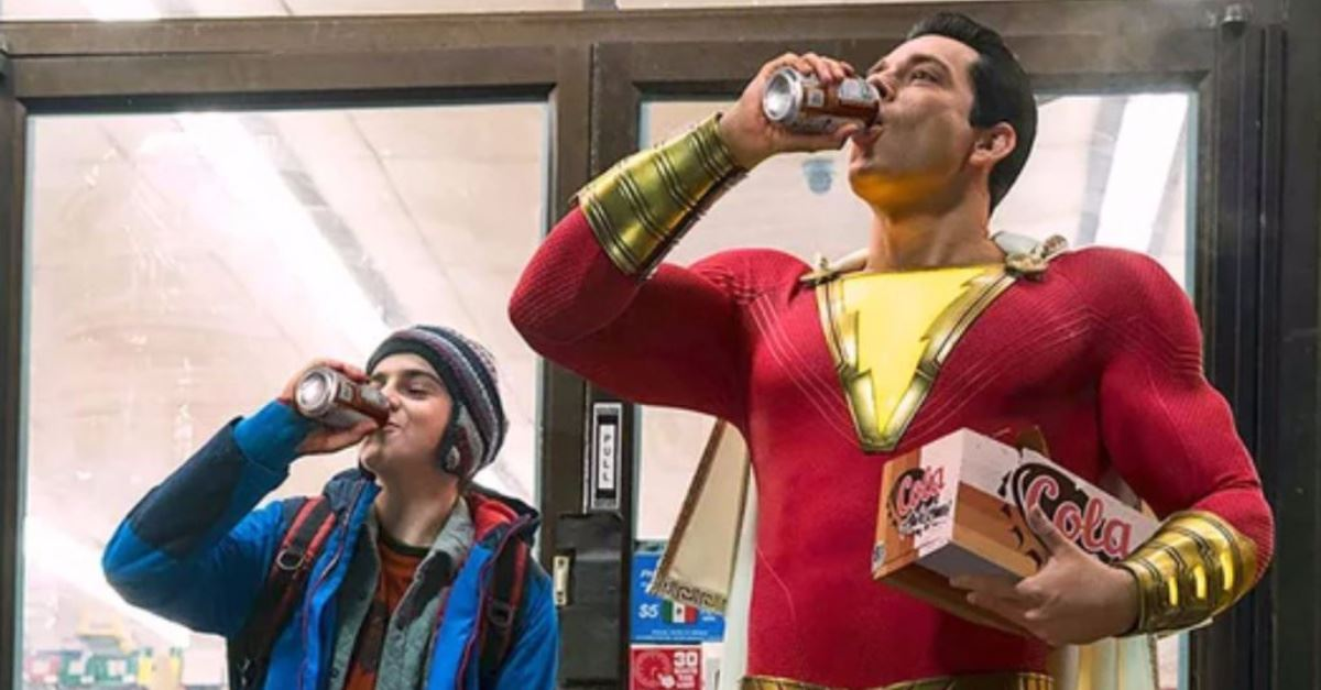 Did <em>Shazam!</em> Have a Gay Superhero We Didn't Notice?